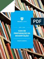 Guia de Preparacao Da Dissertacao 1516