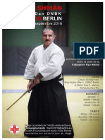 09/2016 Aikido Seminar Berlin (version française)