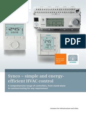 Siemens Controller RLU222 Tested Used vz