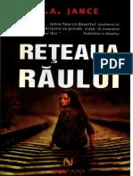 J. a. Jance - Reteaua Raului (1.0)