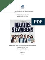 """Análise Plano a Plano Do Filme """"Relatos Selvagens"""" - Sequência """"Los Ratos"""""""
