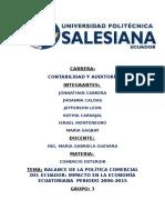 analizis comercial ecuador 2005-2015l