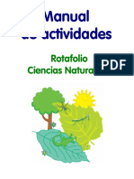 Rotafolio Ciencias Naturales