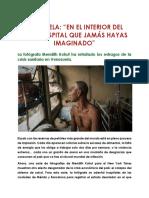 Venezuela EN EL INTERIOR DEL PEOR HOSPITAL QUE JAMÁS HAYAS IMAGINADO