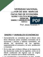 Parte Ix, Dinero y Variables Economicas