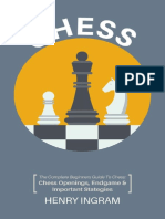 Chess the Complete Beginner's Guide by Henry Ingram