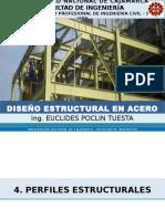 04. Perfiles Estructurales (Diseño Estructural en Acero) (1)