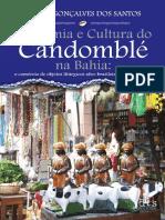 Economia Cultura Candomble Bahia