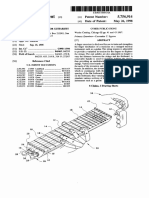 "U.S. Patent 5,756,914, entitled ""Fitness fingerboard for guitarists"" to Streibl, issued May 26, 1998."