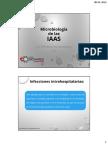 Clase Microbiología de Las IAAS 2016
