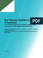 Ga2010-Key Financial Stability Issues in Insurance