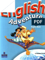 English Adventure Starter book