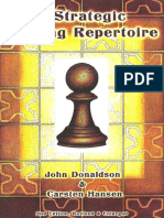 Donaldson J., Hansen C. - A Strategic Opening Repertoire 2nd Edition [2007]