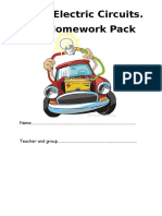 7j1 electric circuits HOMEWORK PACK.doc