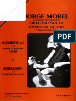 Jorge Morel - Virtuoso South American Guitar Vol.14