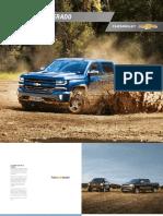 Catalogo Silverado 2016