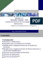 Sesión 11 ISO IEC 20000.pptx