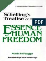 Heidegger, Martin - Schellings Treatise on the Essence of Human Freedom (Ohio, 1985).pdf