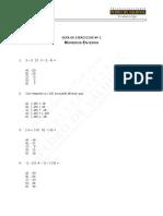 795-Mat 01 - Guía de Ejercicios Números Enteros 2016 - SA 7%
