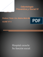 odontologia preventiva y social