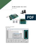 SN-K128 USB Programmer Users Guide