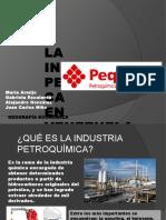 La Industria Petroquímica de Venezuela