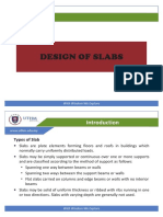 Chapter 6.0 Slab Design Theory