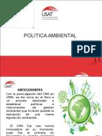 Diapos Politica Ambiental