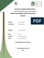 Enfermedades Hematozoarias (Anaplasmosis, Tripanosomiasis, Piroplasmosis