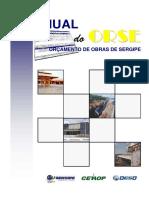 MANUAL DO ORSE - Governo de Sergipe