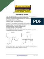 Quimica Geral Separacao de Misturas Para 9o Ano Do EFII