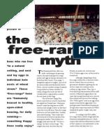 The Free-Range Myth