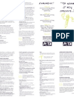 The PETA Guide to Letter-Writing