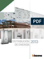 catalogo de Distribucin de Energa