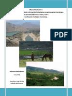 (3)Manual Instructivo Para ZEE Ministerio Del Ambiente