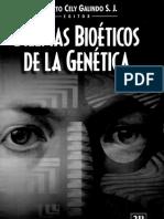 Dilemas Bioéticos de La Genética
