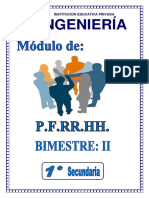 1° SEC - PFRH 2 BIM