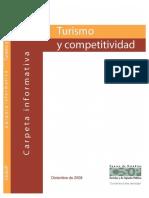 Competitividad y Turismo