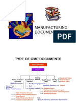 Cosmetic GMP Implementation