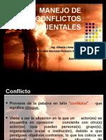 MANEJO DE CONFLICTOS SOCIOAMBIENTALES1.ppt