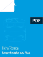 Ficha Tecnica Del Tanque Rotoplas Para Pisco SP