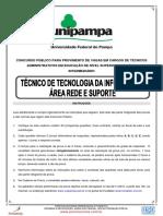 Técnico de Tecnologia Da Informação-área Rede e Suporte