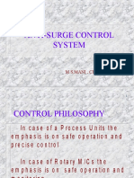 Anti Surge Control
