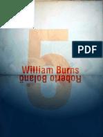 William Burns by Roberto Bolano