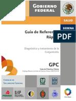 Guia Rapida Dx y TX Conjuntivitis