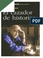 29 Años. Galeano, Cazador de Historias
