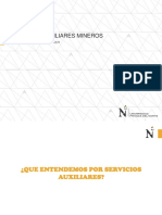 I SEMANA SERVICIOS AUXILIARES MINEROS.pdf