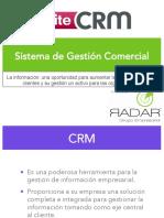 SuiteCRM - Radar Grupo Empresarial