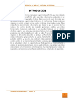 Informe de Melde- FISICA II - UNMSM
