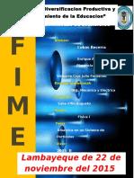 Dinamica en Un Sistema de Particulas